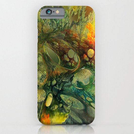 The Flavor of Autumn iPhone & iPod Case