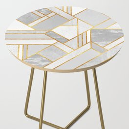Gold City Side Table