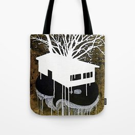 """""""Unknown III"""" Tote Bag"""