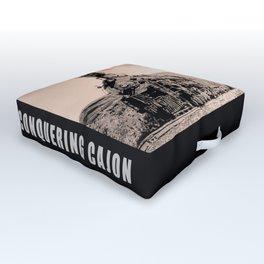 Conquering Cajon Outdoor Floor Cushion