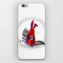 Nanabozho iPhone Skin