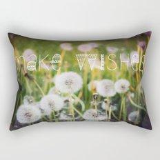 Make Wishes II Rectangular Pillow