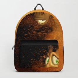 The speed giraffe Backpack