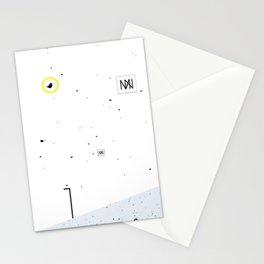 Planet M Series Stationery Cards