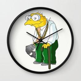 MF Moleman Wall Clock