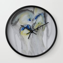 En Famille Wall Clock