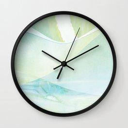 Pattern 2017 039 Wall Clock