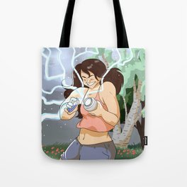 Lightning in a Bottle Tote Bag