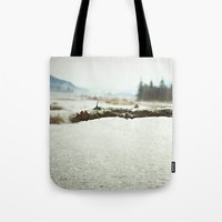 woody Tote Bags featuring woody by cOnNymArshAuS