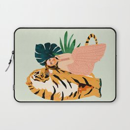 Tiger Spirit Laptop Sleeve