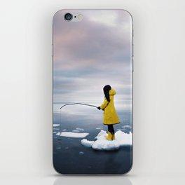 La légende nordique iPhone Skin
