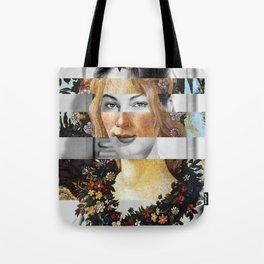 Sandro Botticelli's Flora & Ava Gardner Tote Bag