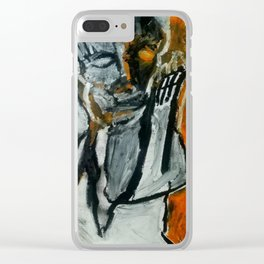 The Defiance of the Unsure Clear iPhone Case