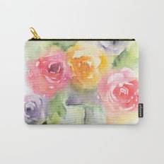 Soft Bouquet Carry-All Pouch