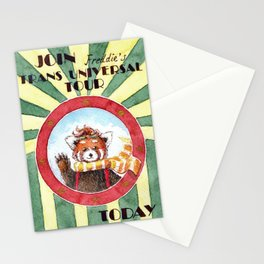 Postcard from another Universe (legit) Stationery Cards