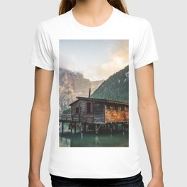 Lago di Braies T-shirt