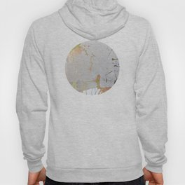 Copper & Gold Leaf Hoody