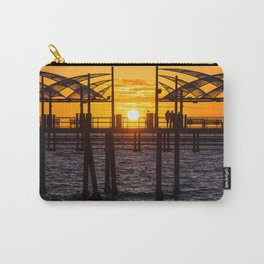 Watching The Sunset Carry-All Pouch
