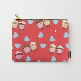 Sweet Friendship Carry-All Pouch