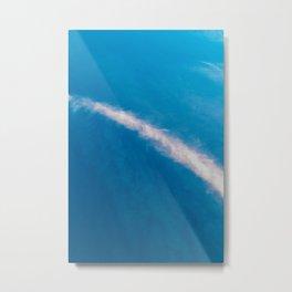 Blue Sky (Color) Metal Print