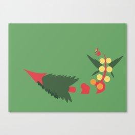 Mega Sceptile Canvas Print