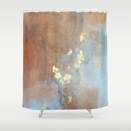 Burning Me Up Shower Curtain
