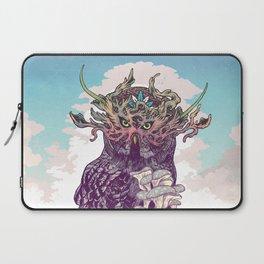 Journeying Spirit (Owl) Laptop Sleeve