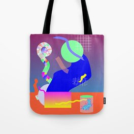 Science Party Tote Bag
