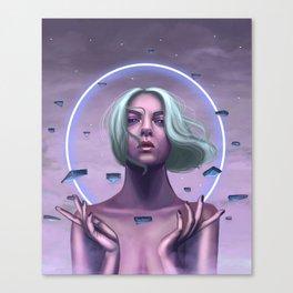 Telekinesis Canvas Print