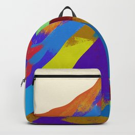 Mountains Of Color Backpack