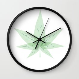 hemp Wall Clock