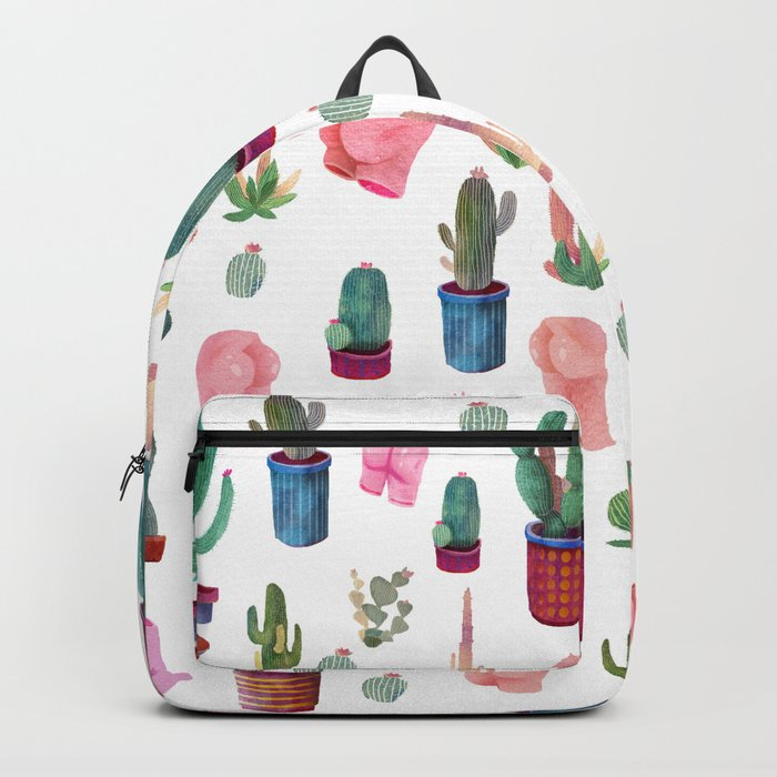 cacatus and butts Backpack