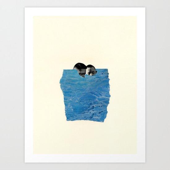 Body of Water Art Print