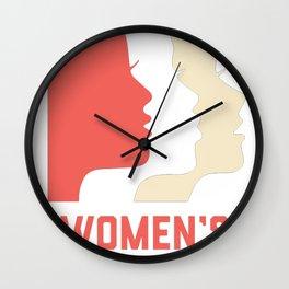 march on washington Wall Clock