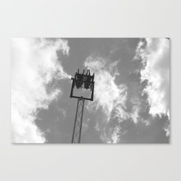 Midway ride Canvas Print