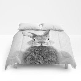 Rabbit - Black & White Comforters