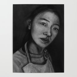 artist's self doubt Poster