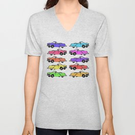 Ride with Me Unisex V-Neck