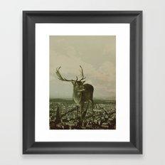 Marvin Framed Art Print