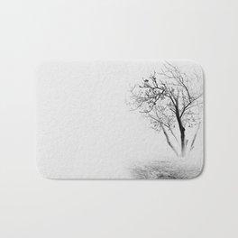 Lonely Tree Bath Mat