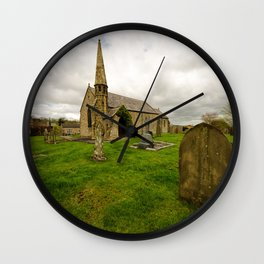 St John the Evangelist Wall Clock