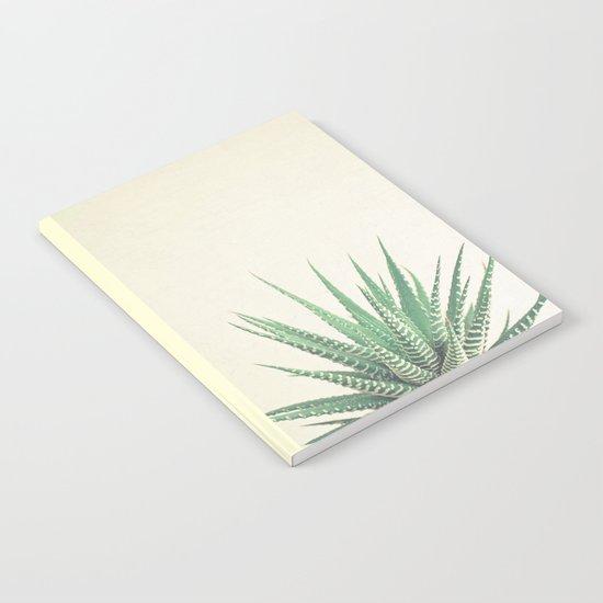 Haworthia Notebook