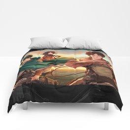Attack on Titan Comforters