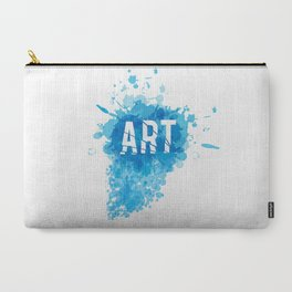 A Blast of Art Carry-All Pouch