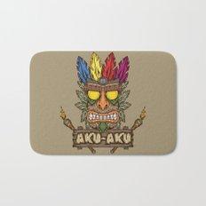 Aku-Aku (Crash Bandicoot) Bath Mat