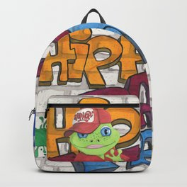 90's Hip Hop Dance Party Backpack