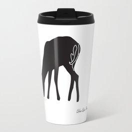 Deer Love Crumbs  Travel Mug