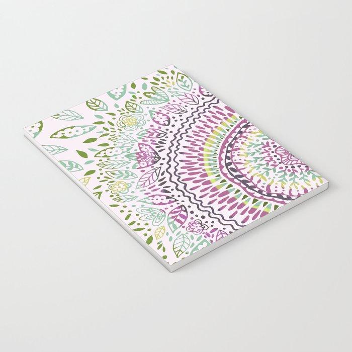 Intricate Spring Notebook