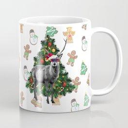 Christmas Deer Coffee Mug