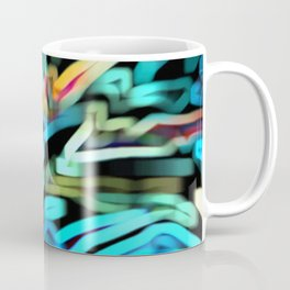 The Scarf Coffee Mug